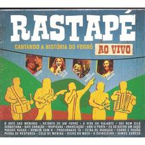 Cd Rastape - Ao Vivo -part. Trio Nordestino, Fafa De Belem