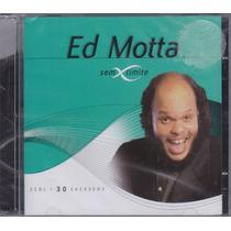 Ed Motta - Cd Sem Limite - 2 Cds - Lacrado