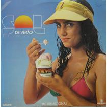 Sol De Verão Lp Trilha Sonora Novela Internacional