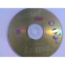 Dvd Karaokê - Tributo Ao Calypso - Multiokê Plus
