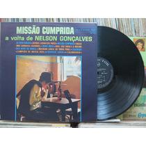 Nelson Gonçalves Missão Cumprida Lp Rca Victor 1968