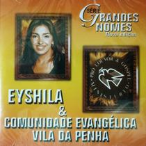 Cd Eyshila E Comunidade Evangélica Da Vila Da Penha