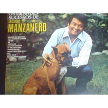 Lp Os Grandes Sucessos De Armando Manzanero