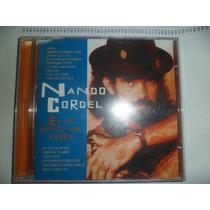 Cd Nacional - Nando Cordel - Eu Só Quero Um Forró