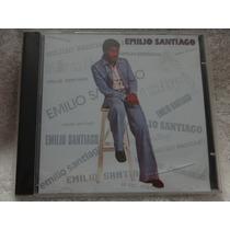 Cd - Emilio Santiago - Bananeira - 1975 - Raro