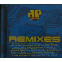 Jovem Pan Cd Jovem Pan Sat Remixes Nacional