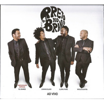 Cd Preto No Branco - Ao Vivo [gospel]