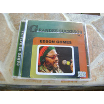 Cd - Edson Gomes Grandes Sucessos
