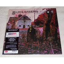 Lp Black Sabbath Made In Usa Warner Bros 180 Gr