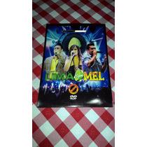Dvd Limão Com Mel Ao Vivo 2015 Salgueiro + Frete Grátis