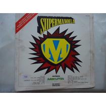Disco Vinil Lp Supermanoela Internaciona ##