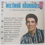 Lp Miltinho Rodrigues - O Trovador Do Brasil -