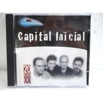 Capital Inicial Millennium Cd Original Estado Impecável