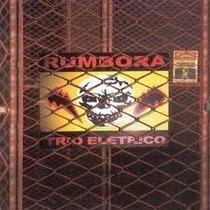 Rumbora Trio Elétrico Cd Original Lacrado