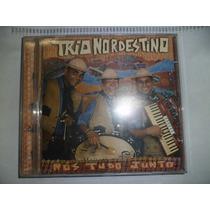 Cd Nacional - Trio Nordestino - Nós Tudo Junto