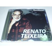 Renato Teixeira Sucessos Cd Raro Novo Lacrado 20 Faixas Veja