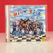 Cd Chiquititas 4
