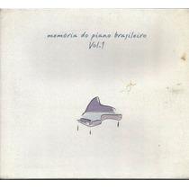 Cd Memoria Do Piano Brasileiro Vol 1 Luiz Eca Dick Farney