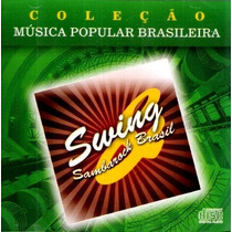 Cd / Swing Sambarock Brasil = 25 Sucessos Baile Anos 60-70