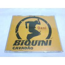 Cd Single Biquini Cavadão - Dani - Ao Vivo - Frete Grátis !!