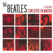 The Beatles - Concierto En Madrid {vinil+cd+livreto}original