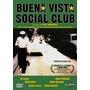 Dvd Buena Vista Social Club - Wim Wenders Semi-novo Original