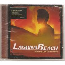 Cd Laguna Beach - Summer Can Last Tso ( Lacrado ) 2006