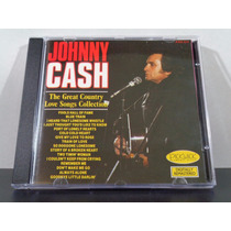 Johnny Cash - The Great Country Love Songs Collection - Av8