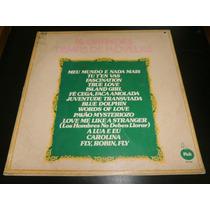 Lp 14 Grandes Temas De Novelas, Disco Vinil, Ano 1976