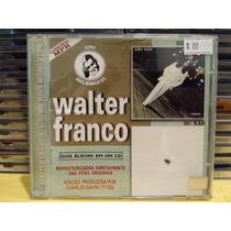 Walter Franco Serie Dois Momentos Cd Album