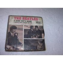 Compacto The Beatles,1964 Mono A Hard Day