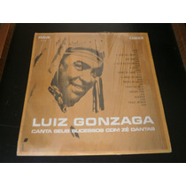 Lp Luiz Gonzaga Canta Seus Sucessos Com Zé Dantas, Ano 1970