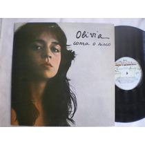 Lp - Olivia / Corra O Risco / Continental / 1978