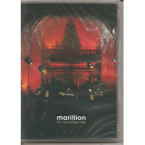 Dvd Duplo - Marillion - Liver From Cadogan Hall - Lacrado