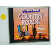 Cd - James Last - Country Roads - Importado