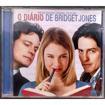 Cd Trilha Filme O Diario De Bridget Jones - Usado