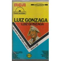 Fitas K7 Luiz Gonzaga