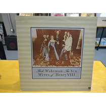 Rick Wakeman Lp 1973 The Six Wives Of Henry Viii 8 - Vinil