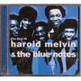 Cd Harold Melvin & The Blue Notes The Best Frete Gratis