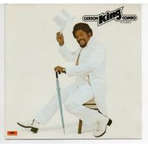 Cd Gerson King - Volume 2 = Funk Brother Soul - Hey Você