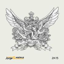 Cd Jorge E Mateus Os Anjos Cantam 2015 Novo Original Nfe