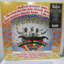 Lp The Beatles Magical Mystery Tour 180g Importado Novo Usa