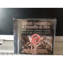 Moacir Laurentino & Sebastião Da Silva, Cd Violas..1994 Novo
