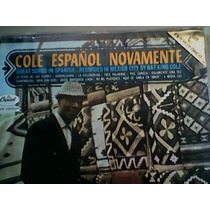 Nat King Cole: Cole Español Novamente Lp Vinil Stéreo