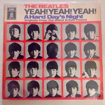 Lp Vinil Beatles, Yeah! Yeah! Yeah! - A Hard Day