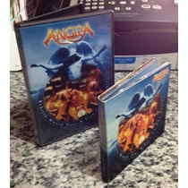 Cd Duplo + Dvd Angra Live In São Paulo Ed Limitada Coleção *