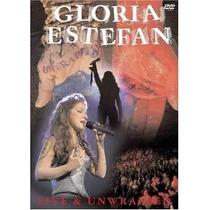 Dvd Gloria Estefan - Live & Unwrapped