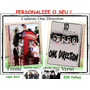 Caderno 10 Matérias One Direction Capa Dura Personalize