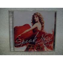 Cd Duplo Taylor Swift- Speak Now