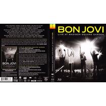 Bon Jovi Coleção 5 Dvds Frete Gratis